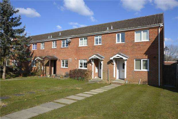 2 Bedrooms End Of Terrace House for sale in Pennington Close, Colden Common, Winchester