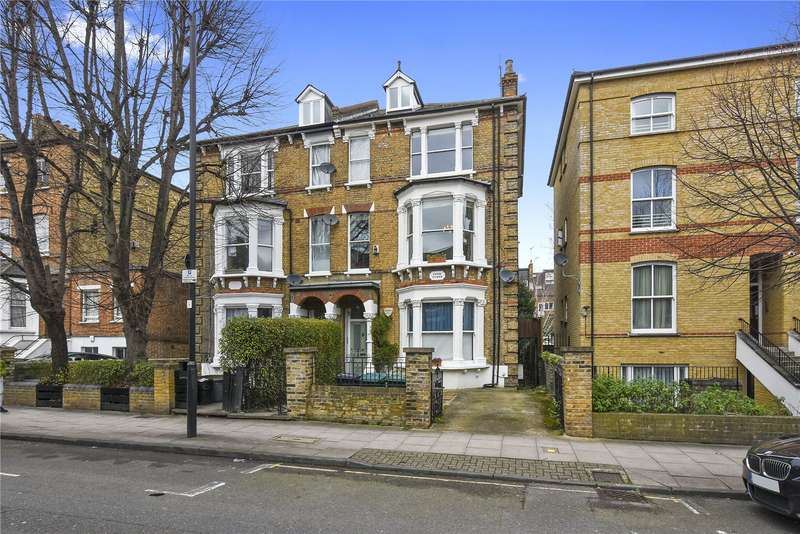 2 Bedrooms Flat for sale in Tufnell Park Road, London, N7
