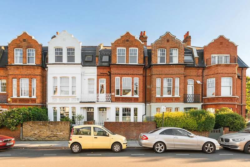 6 Bedrooms Terraced House for sale in Hurlingham Road, Parsons Green, Fulham, London, SW6