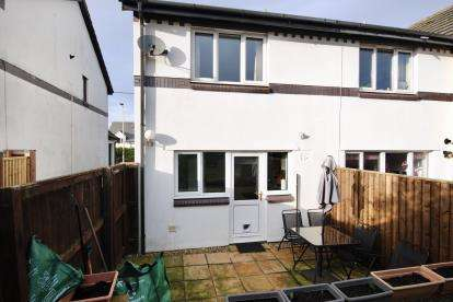 2 Bedrooms End Of Terrace House for sale in Newton Poppleford, Sidmouth, Devon