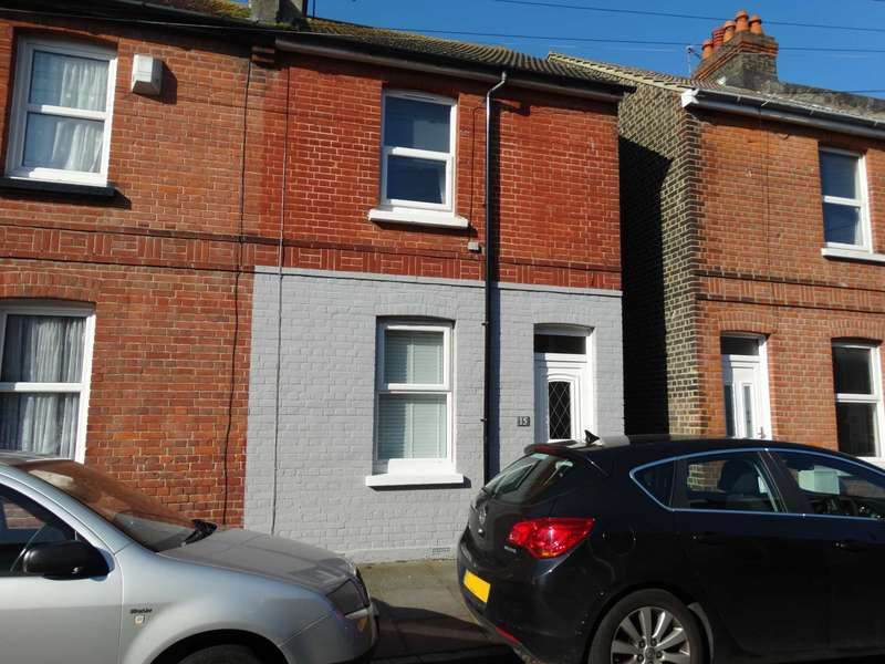 2 Bedrooms Terraced House for sale in Sydney Road, Eastbourne