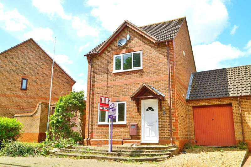 3 Bedrooms Link Detached House for sale in Lynmouth Cr, Furzton Lake