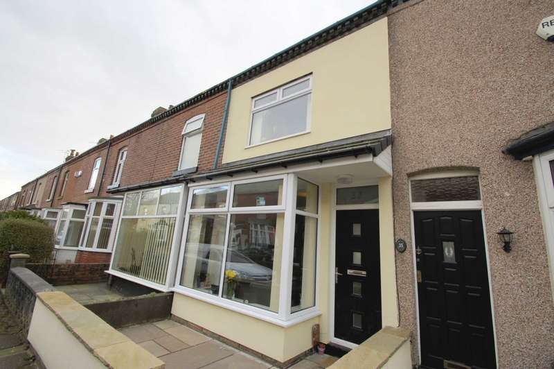 2 Bedrooms Terraced House for sale in Mary Street East, Horwich