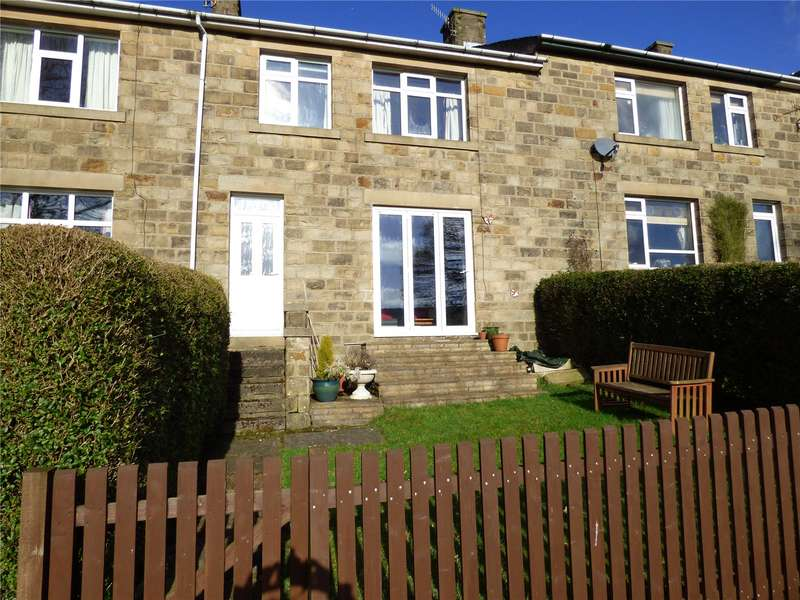 3 Bedrooms Terraced House for sale in Briarfield Road, Dobcross, Saddleworth, OL3