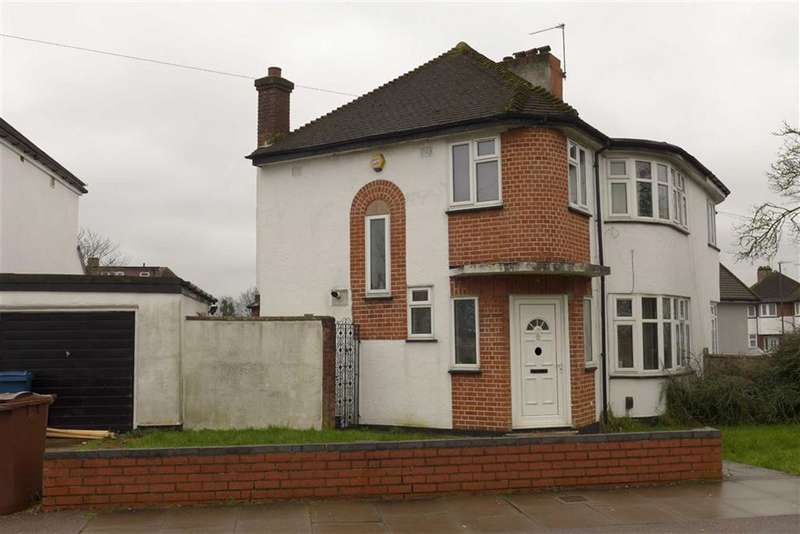 3 Bedrooms Semi Detached House for sale in Felbridge Avenue, Stanmore, Middlesex
