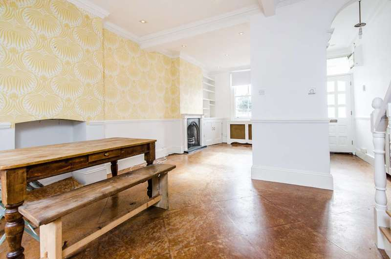 3 Bedrooms House for rent in Sturdy Road, Peckham, SE15