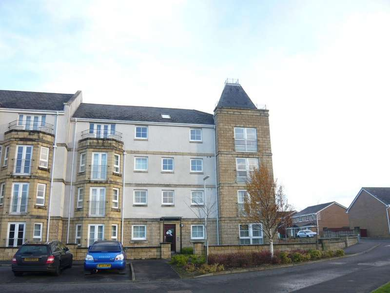 2 Bedrooms Apartment Flat for rent in Bittern Court, Dunfermline KY11