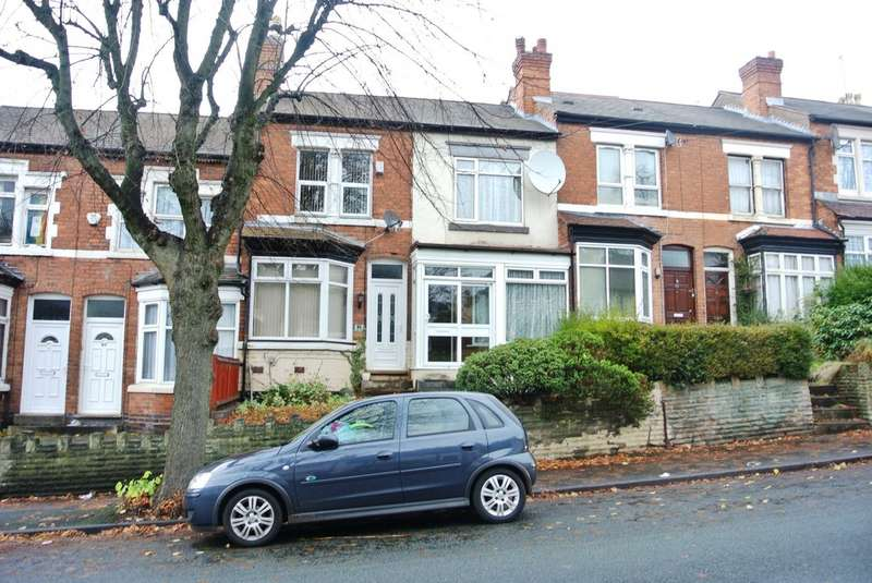 2 Bedrooms Terraced House for rent in Abbey Road, Erdington B23
