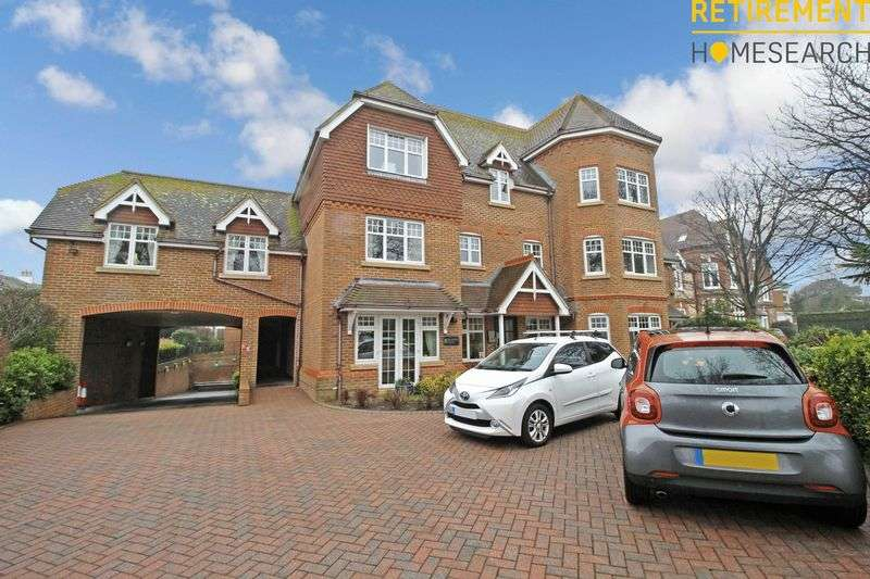 2 Bedrooms Property for sale in Grasmere Court, Worthing, BN11 3JE