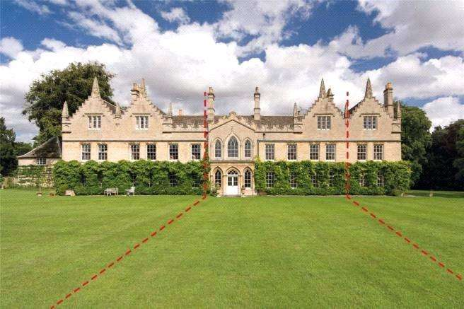 5 Bedrooms Unique Property for sale in Casewick Hall, Casewick, Stamford, Lincolnshire, PE9