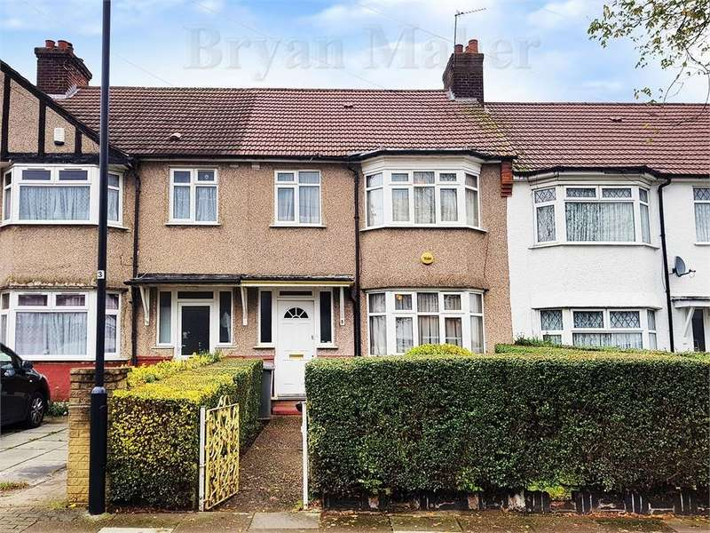 3 Bedrooms Terraced House for sale in Deanscroft Avenue, LONDON