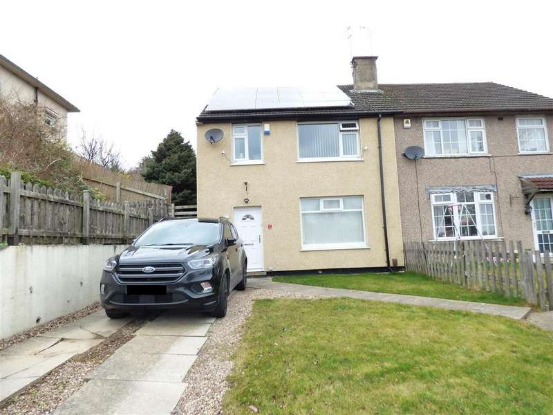 3 Bedrooms Semi Detached House for sale in Averingcliffe Road, Bradford