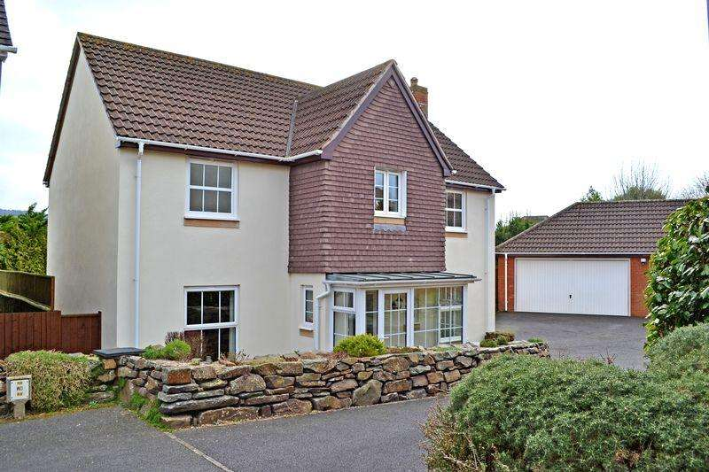4 Bedrooms Detached House for sale in Newlands Road, Sidmouth
