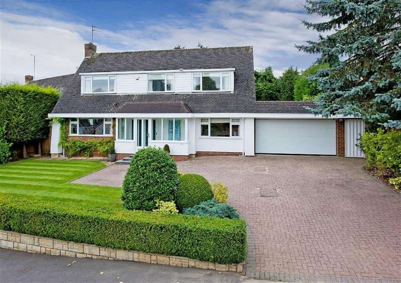 3 Bedrooms Detached House for rent in 27, Perton Brook Vale, Wightwick, Wolverhampton, WV6