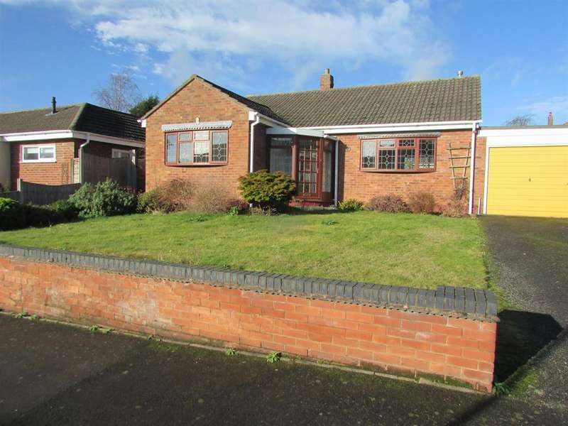 2 Bedrooms Bungalow for rent in Burton Close, Tamworth, B79 8UB