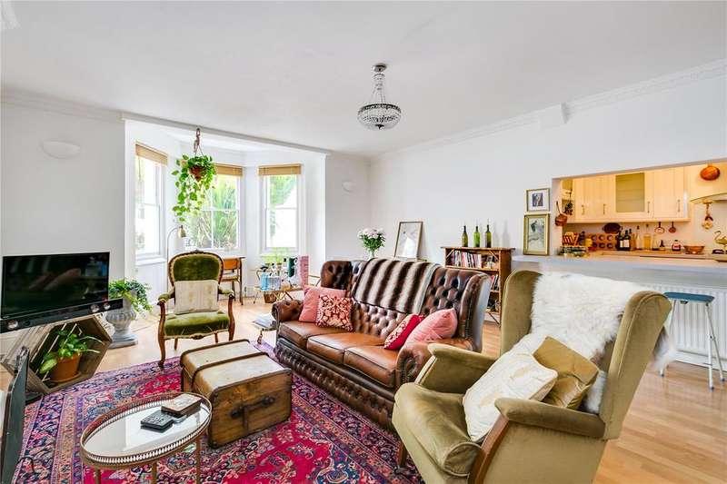 2 Bedrooms Flat for sale in Queens Road, Richmond, Surrey