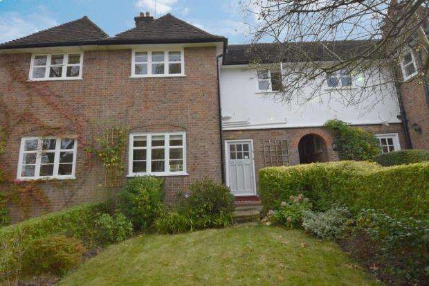3 Bedrooms Semi Detached House for sale in Erskine Hill, Hampstead Garden Suburb, London, NW11