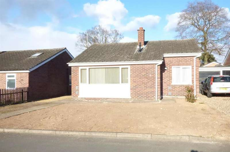2 Bedrooms Semi Detached Bungalow for sale in Pinewood Drive, Brandon