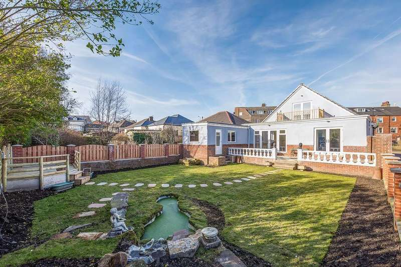 4 Bedrooms Detached House for sale in Selborne Road, Crosspool, Sheffield