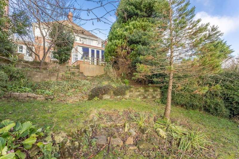 3 Bedrooms Detached House for sale in Redhill Drive, Brighton