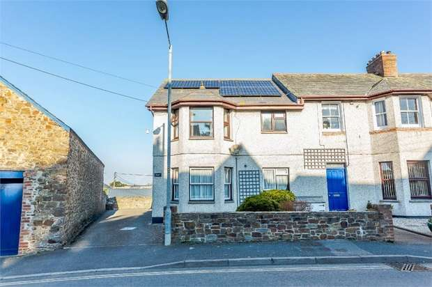 2 Bedrooms Flat for sale in 1 Killerton Road, Bude, Cornwall