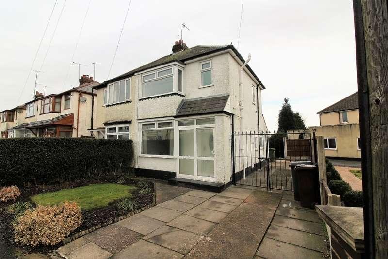 2 Bedrooms Semi Detached House for sale in Broadmoor Road, Bilston