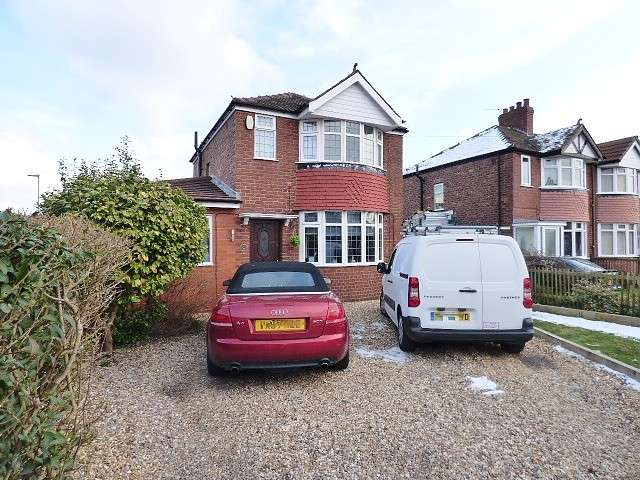 3 Bedrooms Detached House for sale in Malpas Drive, Great Sankey, Warrington