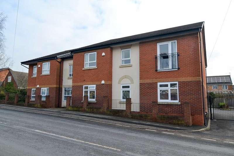 2 Bedrooms Apartment Flat for sale in Vista Road, Newton Le Willows