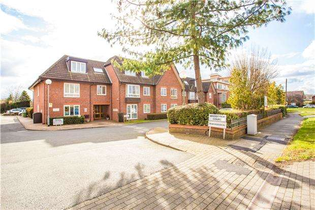 1 Bedroom Flat for sale in Woodcock Court, 258-266 Woodcock Hill, HARROW, HA3 0PN