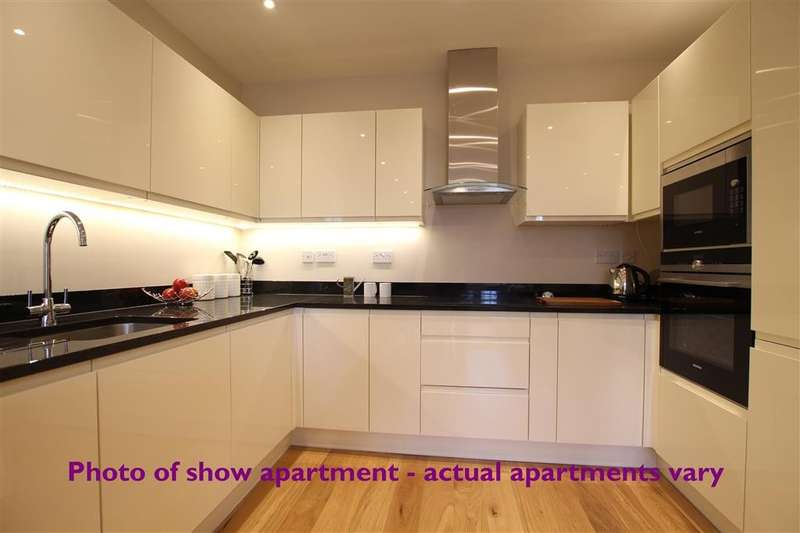 2 Bedrooms Apartment Flat for sale in Mulberry House, Whitchurch Road, Pangbourne, Reading, RG8