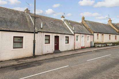2 Bedrooms Terraced House for sale in Townend, Kilmaurs