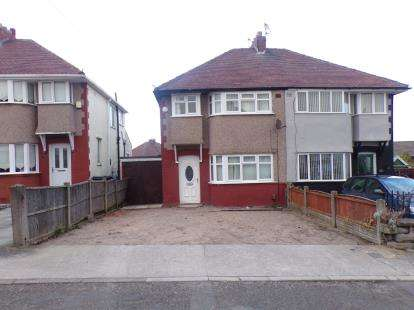 3 Bedrooms Semi Detached House for sale in Coronation Avenue, Liverpool, Merseyside, England, L14