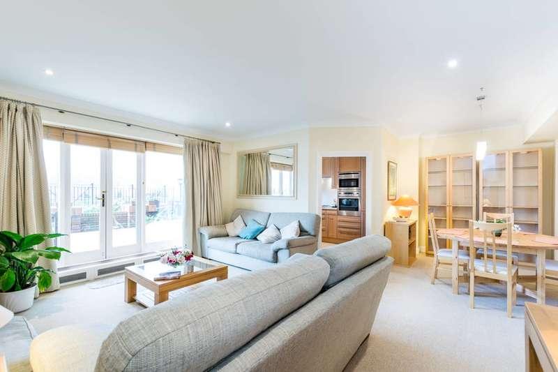 2 Bedrooms Flat for sale in Nine Elms Lane, Vauxhall, SW8