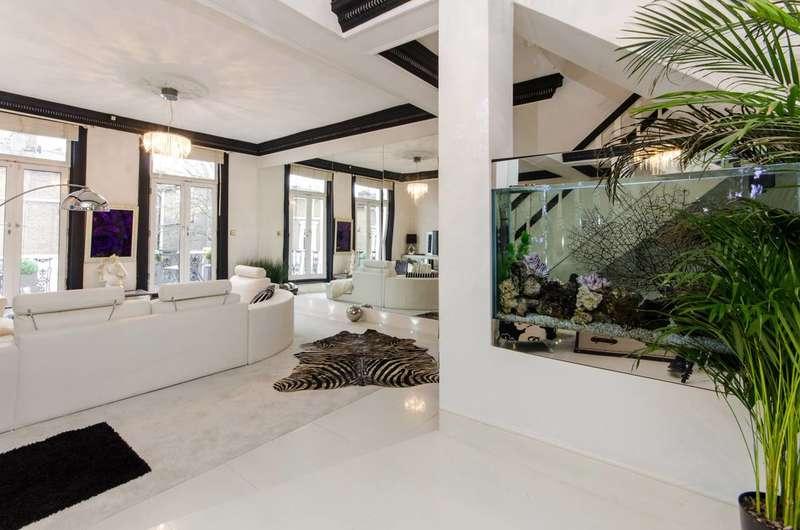 3 Bedrooms Maisonette Flat for sale in Gunter Grove, Chelsea, SW10