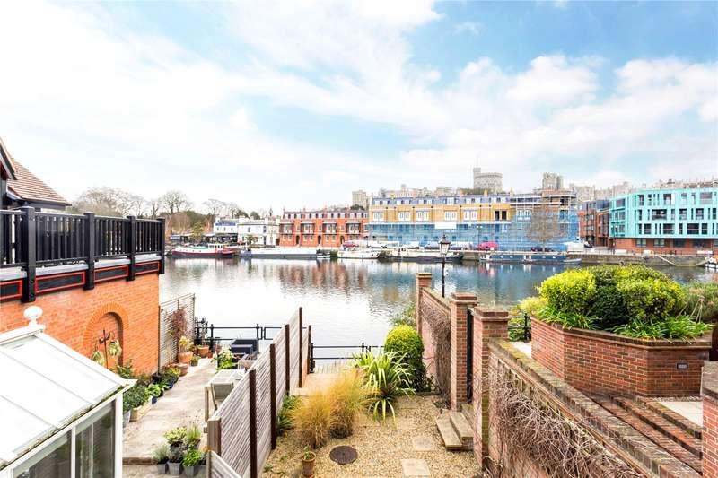 2 Bedrooms Detached House for sale in King Stable Street, Eton, Windsor, Berkshire, SL4