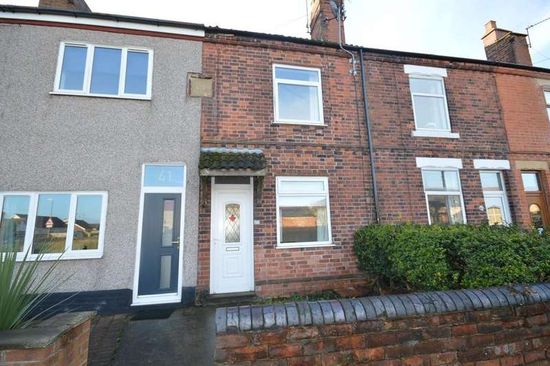 2 Bedrooms Terraced House for rent in Main Street, Palterton, Chesterfield, S44 6UJ