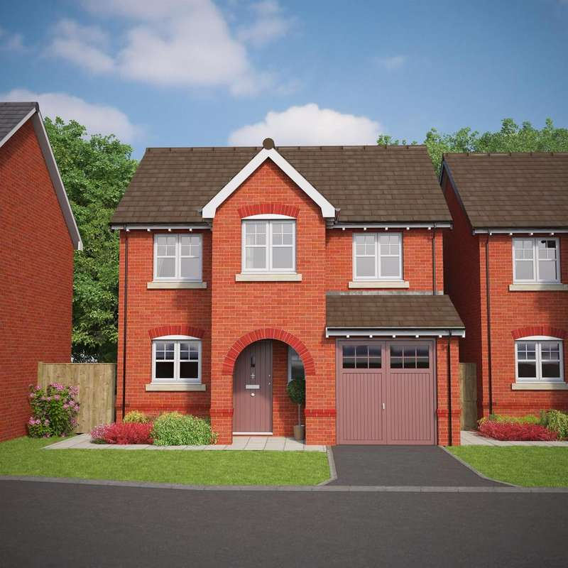 3 Bedrooms Detached House for sale in The Beaumont, Bryn Y Mor, Old Colwyn, LL29 8UU