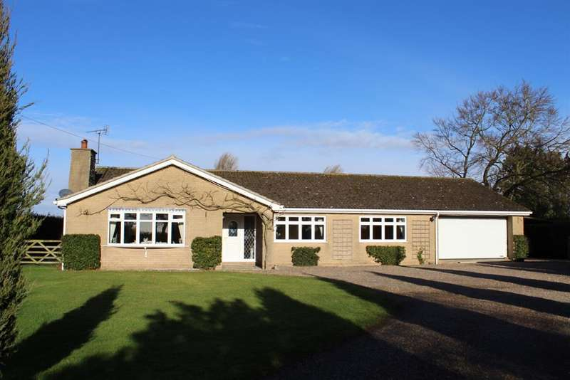 4 Bedrooms Detached Bungalow for sale in Great Steeping, Spilsby, PE23 5QA