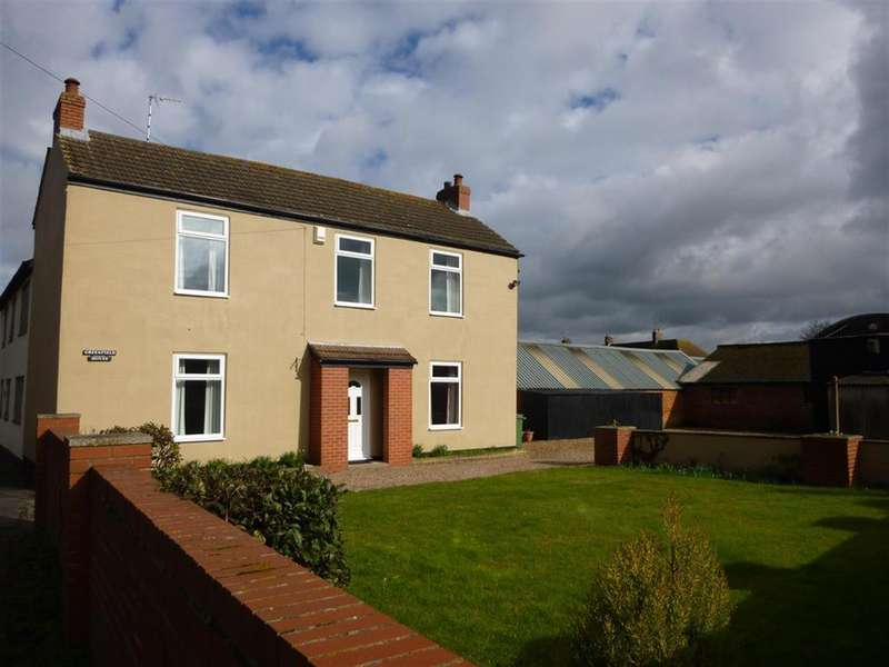 3 Bedrooms Semi Detached House for sale in Low Road, Scrooby, Doncaster, DN10 6AP