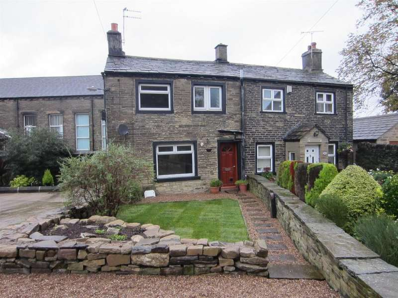 2 Bedrooms Semi Detached House for sale in New Road Square, Brighouse, HD6 3QA