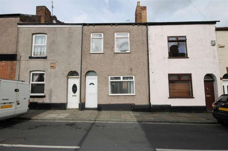 3 Bedrooms Terraced House for sale in Joseph Street, Widnes, WA8 6QW