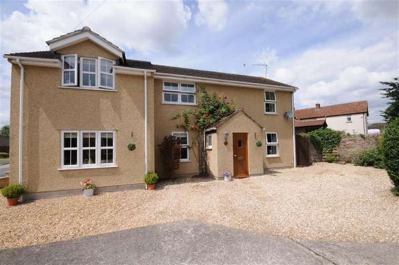 5 Bedrooms Detached House for sale in Victoria Road, Warmley, Bristol