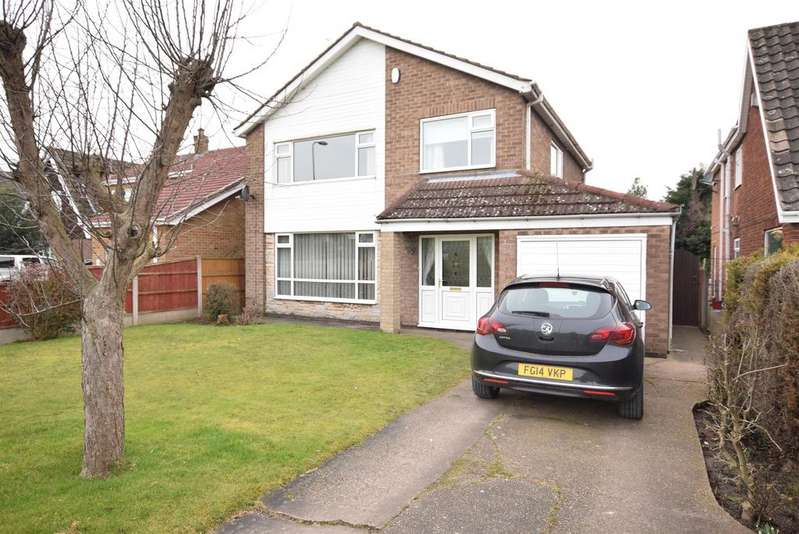 3 Bedrooms Detached House for sale in Dryden Road, Scunthorpe, DN17 1PW
