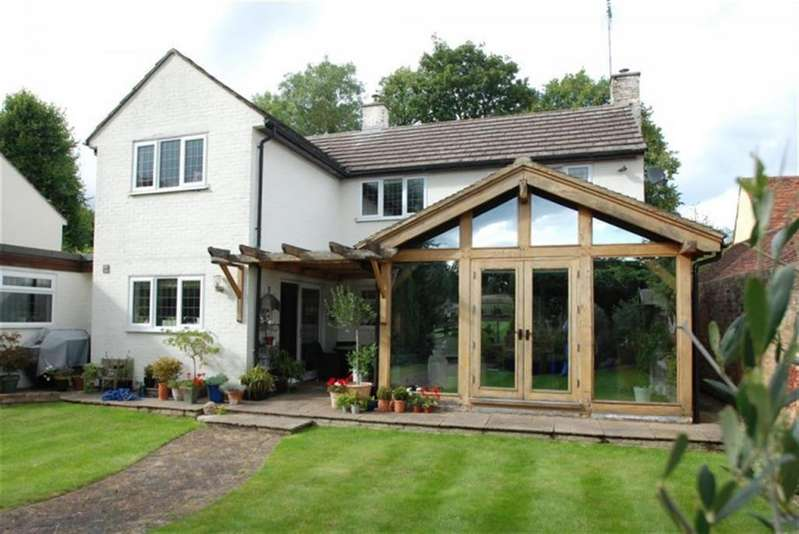 4 Bedrooms Detached House for sale in Aspenden, Buntingford