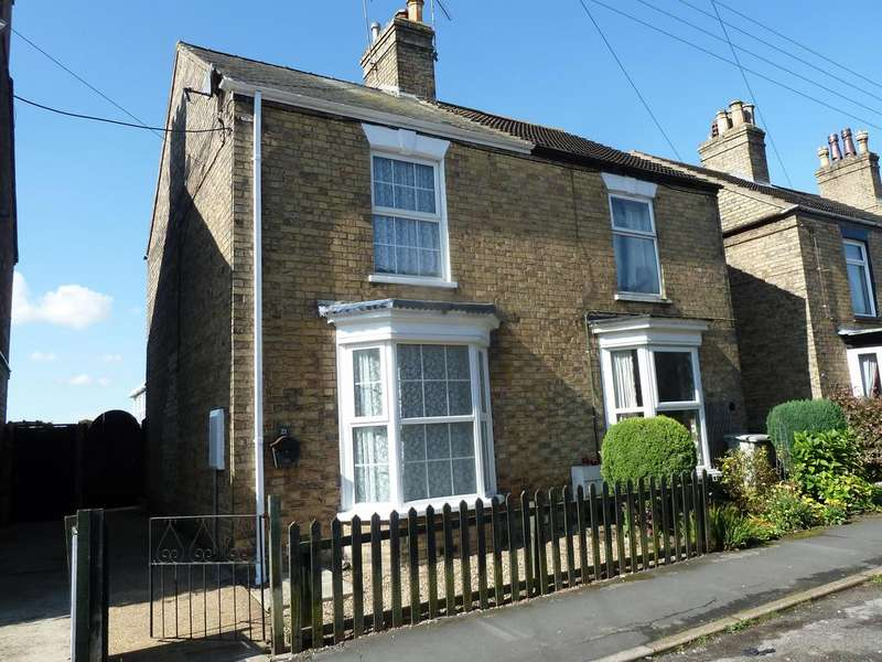 3 Bedrooms Semi Detached House for sale in Bourne Road, Alford,