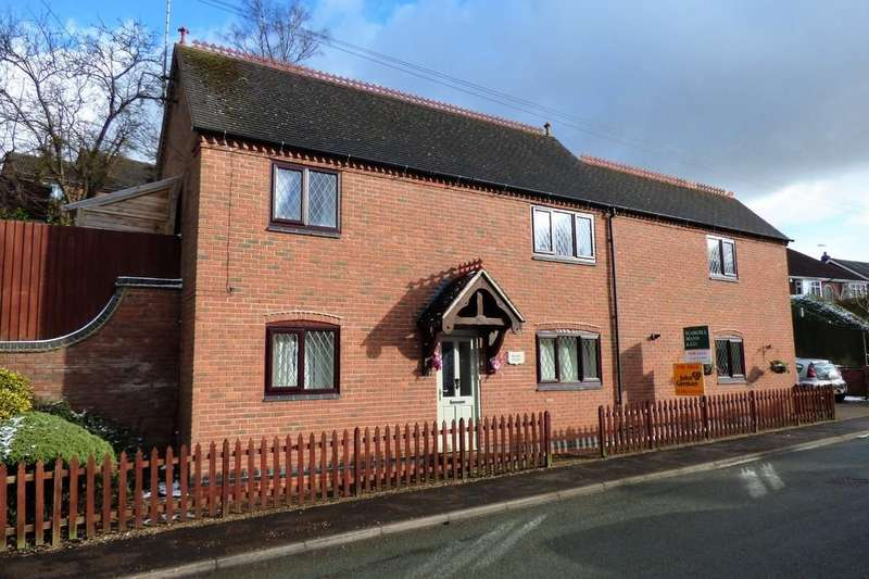 4 Bedrooms Detached House for sale in Ludgate Street, Tutbury