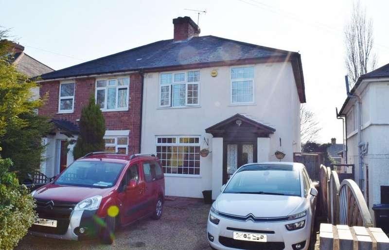 3 Bedrooms Semi Detached House for rent in Rough Road, Birmingham