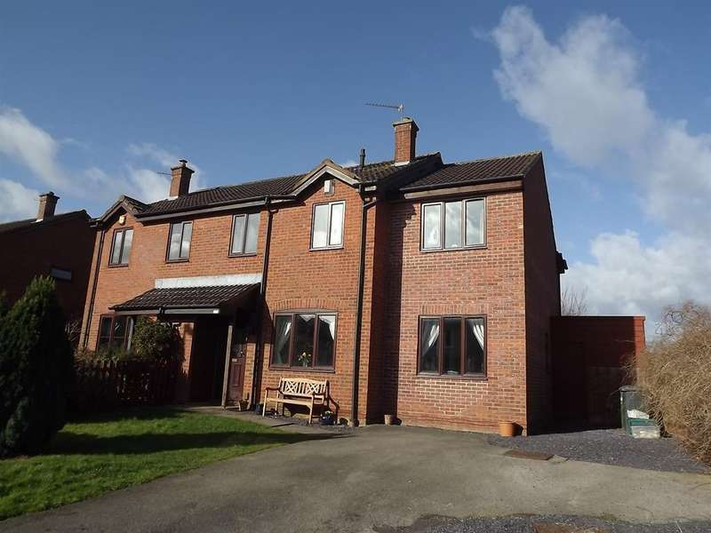 5 Bedrooms Semi Detached House for sale in Moor Croft Drive, Longwell Green, Bristol, BS30 7DZ