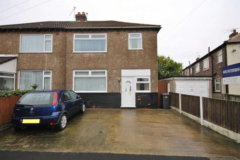 3 Bedrooms Semi Detached House for sale in Wyncroft Road, Widnes, WA8 8QE