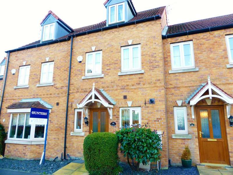 3 Bedrooms Town House for sale in Parkgate , Goldthorpe, Rotherham, S63 9GW